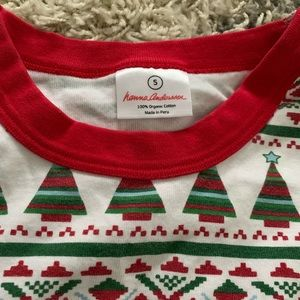 Size Small Hanna Andersson Christmas Top!